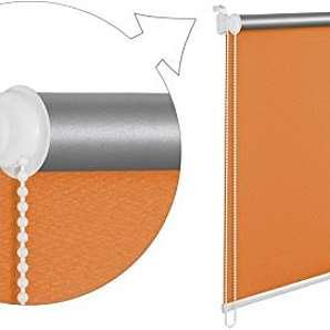 blickdichte verdunklungsrollos moebel24. Black Bedroom Furniture Sets. Home Design Ideas