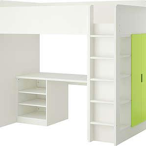 kinderbetten von ikea online vergleichen m bel 24. Black Bedroom Furniture Sets. Home Design Ideas