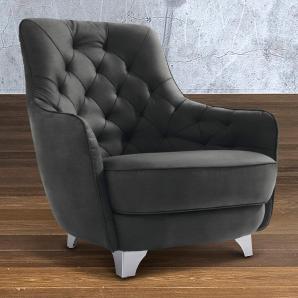 INOSIGN Sessel schwarz, FSC®-zertifiziert