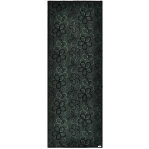 Schmutzfangmatte Flower - Grau - 67 x 180 cm, Zala Living