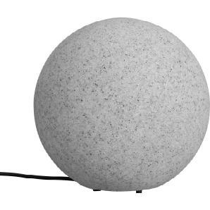 Leuchtkugel  Breite: 30 cm granit, grau, BETTERLIGHTING