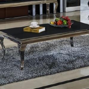 couchtische aus edelstahl online vergleichen m bel 24. Black Bedroom Furniture Sets. Home Design Ideas
