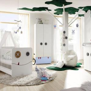 now! by hülsta Komplett Babyzimmer »now! minimo« (5-tlg)