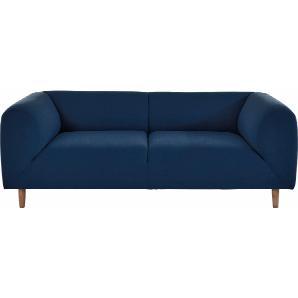 ANDAS 2-Sitzer Sofa »Arendal« blau, FSC®-zertifiziert
