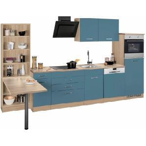 k chenzeilen in blau preise qualit t vergleichen m bel 24. Black Bedroom Furniture Sets. Home Design Ideas