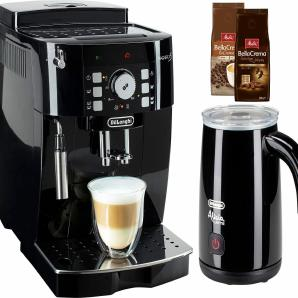 Kaffeevollautomat schwarz, DeLonghi