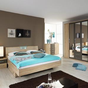 rauch PACK`S Schlafzimmer-Set (4-tlg.)