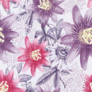 Vliestapete, Guido Maria Kretschmer Tapeten, »Florales Muster«