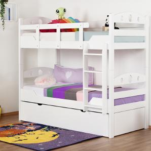 Kinderbetten erholsam schlafen und tr umen moebel24 - Etagenbett interio ...