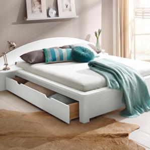 Home Affaire  Bett  »Acros«, Liegefläche 160/200 cm, weiß