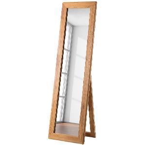 Standspiegel oval und eckig bei moebel24 for Standspiegel schmal