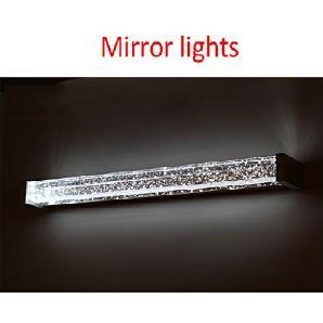 Rollsnownow LED 10W 6500K White Spiegelfrontleuchte Spiegelleuchten für Bad (70 * 9 * 5 cm)