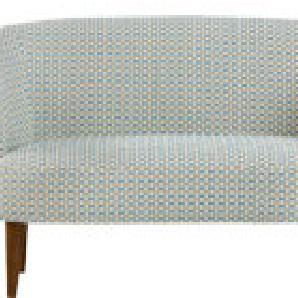 Lulu 2-Sitzer Sofa, Wabenmuster