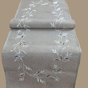 Tischläufer Modern tischläufer in grau vergleichen möbel 24