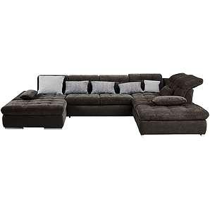 wohnlandschaften von hoeffner online vergleichen m bel 24. Black Bedroom Furniture Sets. Home Design Ideas