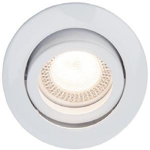 EEK A++, Einbauleuchte Easy Clip - Metall - Weiß - 3-flammig, Brilliant