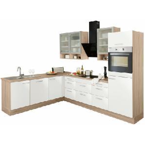 OPTIFIT Winkelküche ohne E-Geräte »Aue«, Breite 285/225 cm cm