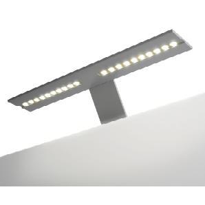 EEK A+, LED Beleuchtung Skøp I - Aluminium - 2er-Set, SKØP