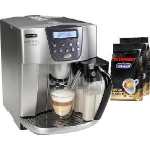 Kaffeevollautomat Magnifica ESAM 4500 silber, DeLonghi