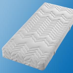 Breckle Visco-Komfortschaummatratze »Memory Plus«, 180x200 cm, 0-80 kg