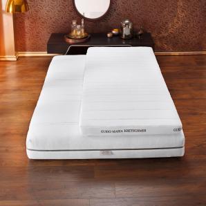 Guido Maria Kretschmer Home & Living Komfortschaummatratze »Body Contour KS«, 140x200 cm, abnehmbarer Bezug, Gesamthöhe ca. 20 cm, 81-100 kg