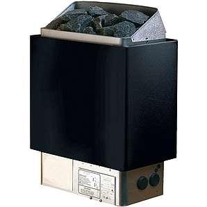 HELO FAMILY Saunaofen »Cup 60«, 6 kW, schwarz