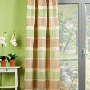 Vorhang »Salvano«, DEKO TRENDS, Verdeckte Schlaufen (1 Stück)