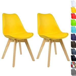 Esszimmerst hle in gelb online vergleichen m bel 24 for Design lab stuhl
