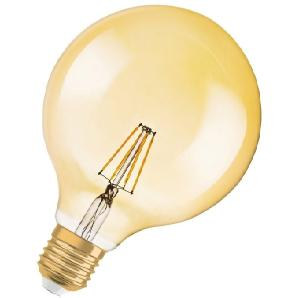 Osram Vintage 1906 LED - LED-Lampe, Vintage-Edition »RF GLOBE 35 4 W/824 E27 FIL«