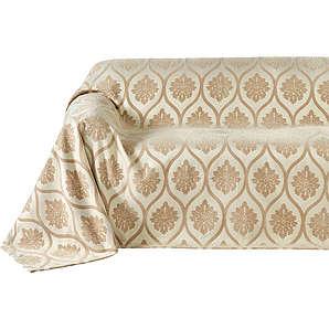 Sofaüberwurf Heine Home natur ca. 160/270 cm,ca. 250/270 cm,ca. 250/330 cm,ca. 250/370 cm