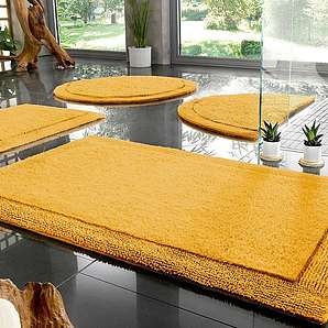 Badematte, Home Affaire Collection, »Kapra«, beidseitig verwendbar, Bio Baumwolle