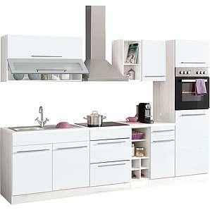 HELD MÖBEL Küchenzeile »Avignon«, ohne E-Geräte, Breite 290 cm
