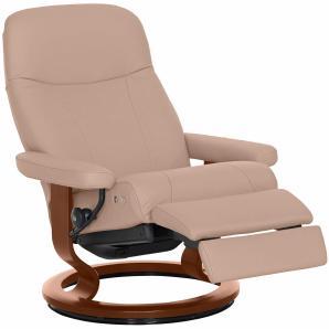 Stressless® Relaxsessel »Garda« mit Classic Base und LegComfort™, Größe L, mit Schlaffunktion