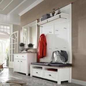 Home affaire Garderoben-Set »Chateau« (4-tlg.)
