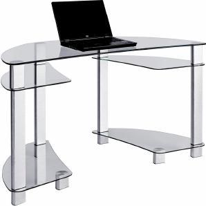 b rotische schreibtische aus glas online vergleichen m bel 24. Black Bedroom Furniture Sets. Home Design Ideas