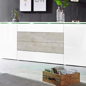 Borchardt Möbel XXL-Sideboard, Breite 200 cm