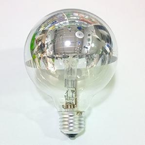 LAES Globe Kuppel E27, 70W, 95x 135mm