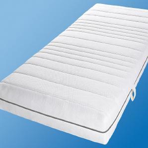 Komfortschaummatratze »Sunshine 200«, Breckle, 20 cm hoch, Raumgewicht: 28, (1-tlg)