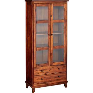 vitrinen ansprechend pr sentieren moebel24. Black Bedroom Furniture Sets. Home Design Ideas