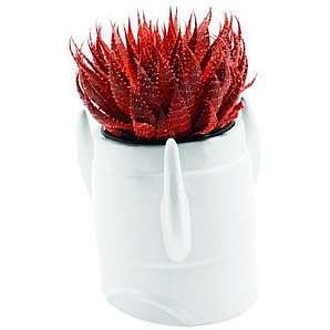 Keramik-Blumentopf »Rakete«
