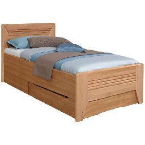 einzelbetten aus holz online vergleichen m bel 24. Black Bedroom Furniture Sets. Home Design Ideas