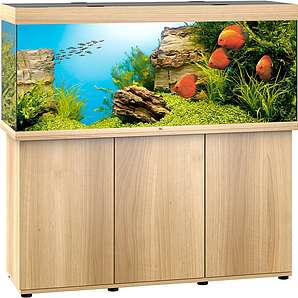 JUWEL AQUARIEN Aquarien-Set »Rio 450 LED«, B/T/H: 151/51/146 cm, 450 l, in 4 Farben