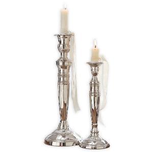 Loberon Kerzenständer 2er Set »Sauverny«