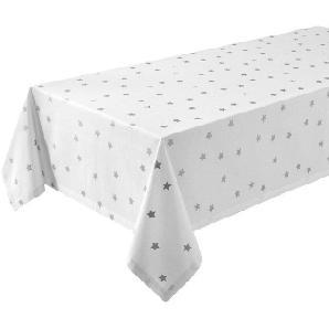 Damen Tischläufer, weiß, Gr. ca. 150/250 cm,  home, 100% Baumwolle