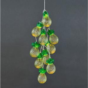 BUTLERS MIAMI »LED-Lichterkette Ananas«