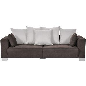 smart Big Sofa  Tonja ¦ braun ¦ Maße (cm): B: 244 H: 68 T: 107 Polstermöbel  Sofas  Big-Sofas » Höffner