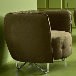 INOSIGN Sessel grün, FSC®-zertifiziert