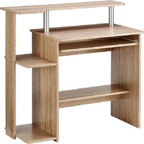 computertische aus holz preise qualit t vergleichen m bel 24. Black Bedroom Furniture Sets. Home Design Ideas