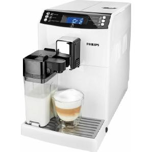 Philips Kaffeevollautomat weiß