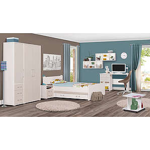 Moderne komplett jugendzimmer bei moebel24 for Jugendzimmer sofort lieferbar